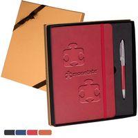 124913341-159 - Tuscany™ Journal & Pen Gift Set - thumbnail