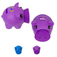 125946619-159 - Piggy Coin Bank Solid Colors - thumbnail