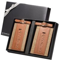 135172007-159 - Sierra™ Luggage Tags Gift Set - thumbnail