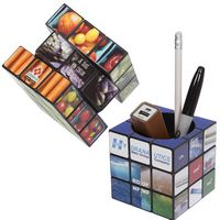 145386412-159 - Rubik's® Pen Pot (Overseas Direct) - thumbnail