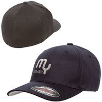 165710875-159 - Flexfit® Wool Blend Fitted Cap - thumbnail
