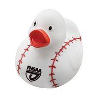 175666197-159 - Baseball Rubber Duck - thumbnail