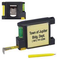 375666690-159 - 6.5 Ft. Level Notepad Tape Measure - thumbnail