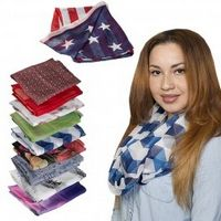 376178029-159 - Lila™ Infinity Scarf (Overseas Direct) - thumbnail