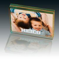 513397895-159 - Atrium Glass Medium Desk Photo Frame - thumbnail