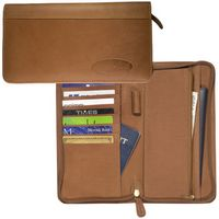 705307726-159 - Hoboken Zip-Around Document Holder - thumbnail