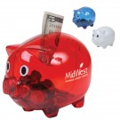 705666606-159 - Translucent Piggy Bank - thumbnail