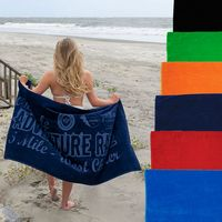 "706316338-159 - Jewel Collection Beach Towel - Colors (30"" x 60"") - thumbnail"