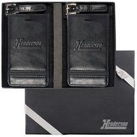 734491080-159 - Alpha™ Two Luggage Tag Set - thumbnail