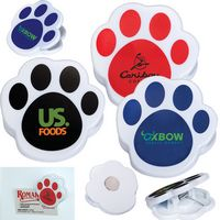 785667151-159 - Pet Paw Magnetic Memo Clip - thumbnail