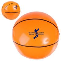 795666735-159 - Basketball Shaped Beach Ball - thumbnail