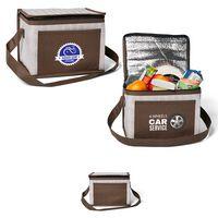 956103936-159 - Delphine Non-Woven 6 Pack Cooler Bag - thumbnail