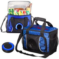 965710174-159 - Diamond Cooler Bag w/Wireless Speaker - thumbnail