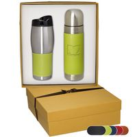 984491137-159 - Tuscany™ Thermal Bottle & Tumbler Gift Set - thumbnail