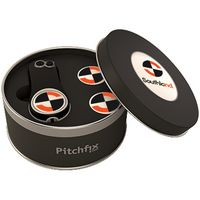 125362815-815 - Pitch Fix Fusion 2.5 Pin Divot Tool & Tin w/Markers - thumbnail