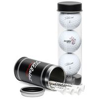 515455708-815 - Titleist Pro V1 3-Ball Tube with Stock Tees - thumbnail