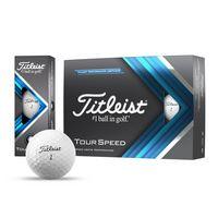 706340098-815 - Titleist Tour Speed Golf Balls - thumbnail