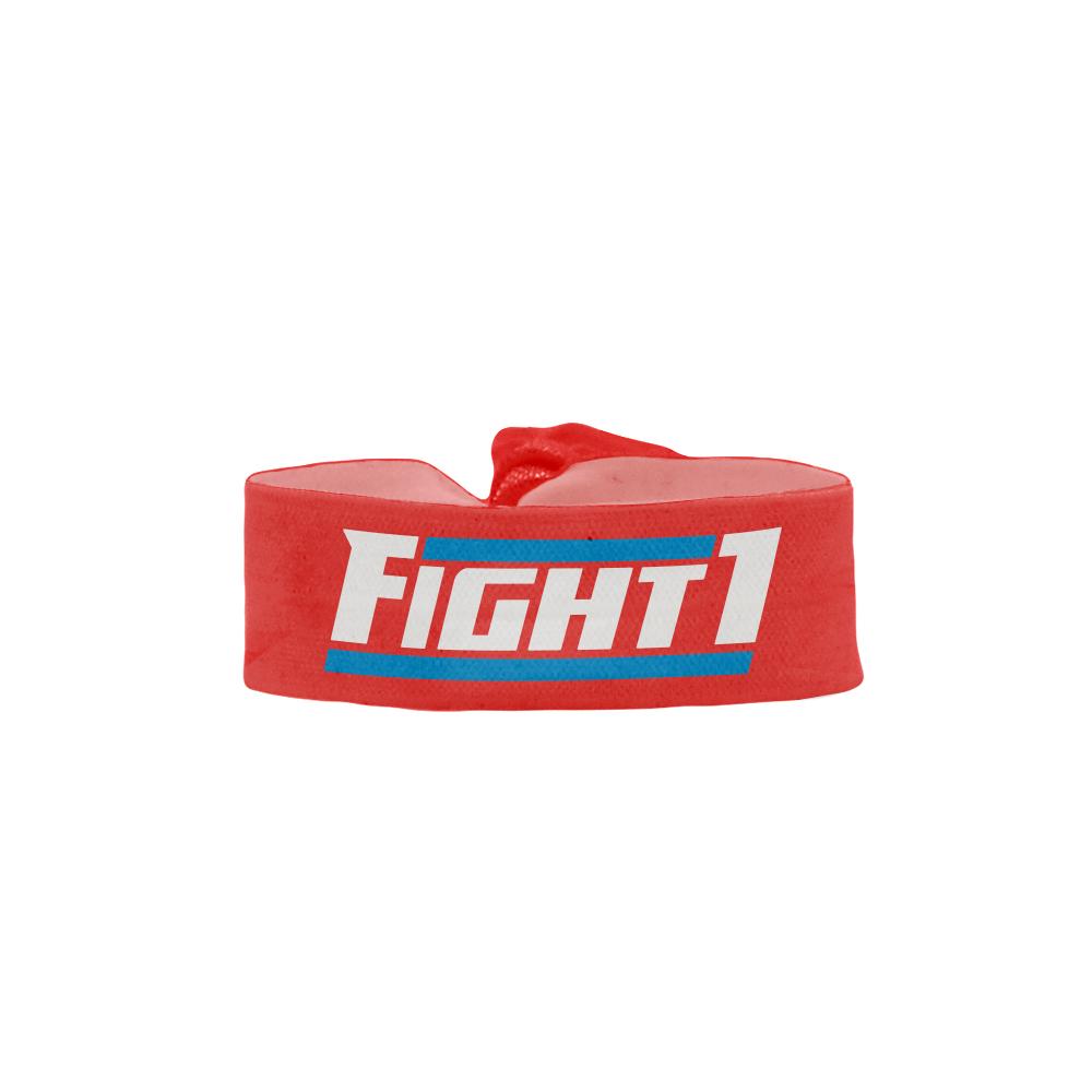 """135322389-190 - 3/4"""" Dye-Sublimated Elastic Fold Over Wristband - thumbnail"""