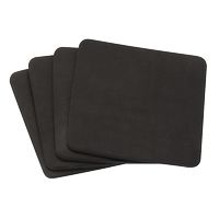 375322461-190 - TANNER Set of 4 Leather Coasters - thumbnail