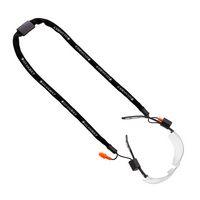 """556452217-190 - 5/8"""" Polyester Eyewear Retainer/Lanyard w/Crimp & Earplugs - thumbnail"""