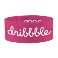 "773886171-190 - 1"" Dye Sublimated Stretchy Elastic Bracelet - thumbnail"