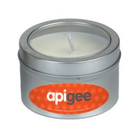 916092779-190 - Scented Candle in Small Window Tin - thumbnail