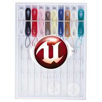 14762004-103 - Pocket Pre-Threaded Sewing Kit - thumbnail