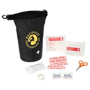 716166922-103 - Venture Waterproof 12-Pc First Aid Bag - thumbnail