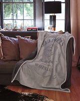 705708979-173 - Cobblestone Mills Newcastle Sherpa Blanket™ - thumbnail