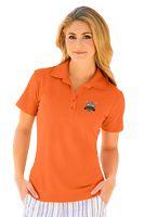 123990072-175 - Women's Greg Norman Play Dry® Performance Mesh Polo Shirt - thumbnail