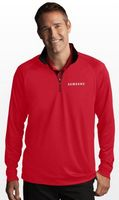 144524914-175 - Greg Norman Play Dry® 1/4 Zip Performance Mock Sweater - thumbnail