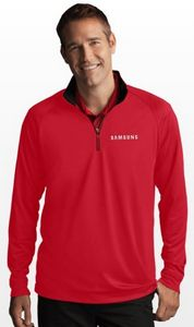 144524914-175 - Greg Norman™ Play Dry® 1/4 Zip Performance Mock Sweater - thumbnail
