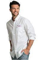 976171598-175 - Tommy Hilfiger® Polka Dot Button-Down Shirt - thumbnail