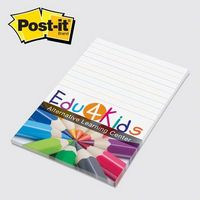"325530816-125 - Post-it® Custom printed Notes 6 Pad Sets (4""x6"") - thumbnail"
