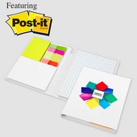 354992960-125 - Essential Journal featuring Post-it® Notes and Flags - Journal Option 2 - thumbnail