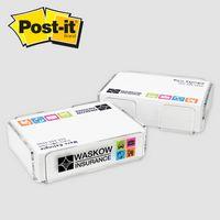 946478385-125 - Acrylic Tray for Post-it® Custom Printed Notes - thumbnail