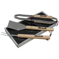561132917-815 - Wood Handle BBQ Set - thumbnail