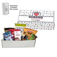 106264067-153 - Nurse Appreciation Healthy Snack Care Package - Small - thumbnail
