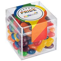 126284901-153 - Pride Cube Collection w/ Rainbow Jelly Belly Jelly Beans - thumbnail