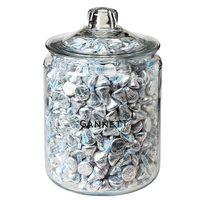 134419202-153 - Gallon Glass Jar - Hershey's Kisses - thumbnail