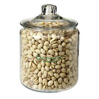 144100095-153 - Half Gallon Glass Jar - Pistachios - thumbnail