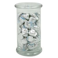 154172345-153 - Status Glass Jar - Hershey's® Kisses® (20.5 Oz.) - thumbnail