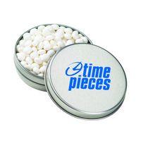 164547521-153 - Medium Round Tin - White Mints - thumbnail