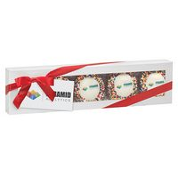 165178953-153 - Luxury Chocolate Covered Oreo® Gift Box with Custom Oreos - Rainbow Nonpareil Sprinkles (5 pack) - thumbnail