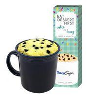 165805910-153 - Mug Cake Gift Box - Chocolate Chip Cake - thumbnail
