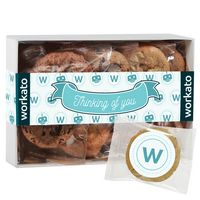 195427943-153 - Contemporary Gourmet Cookie Gift Box - thumbnail