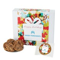 196185095-153 - Fresh Baked Cookie Gift Set - 36 Chocolate Chip Cookies - in Gift Box - thumbnail