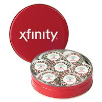 305179327-153 - 14 Custom Chocolate Covered Oreo® Cookies in Tin (Holiday Sprinkles) - thumbnail