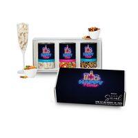 316349176-153 - 3 Way Boozy Snacks Gift Set in Mailer Box - Happy Hour - thumbnail