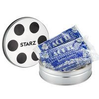 322530918-153 - Small Film Reel Tin - Microwave Popcorn (2 bags) - thumbnail